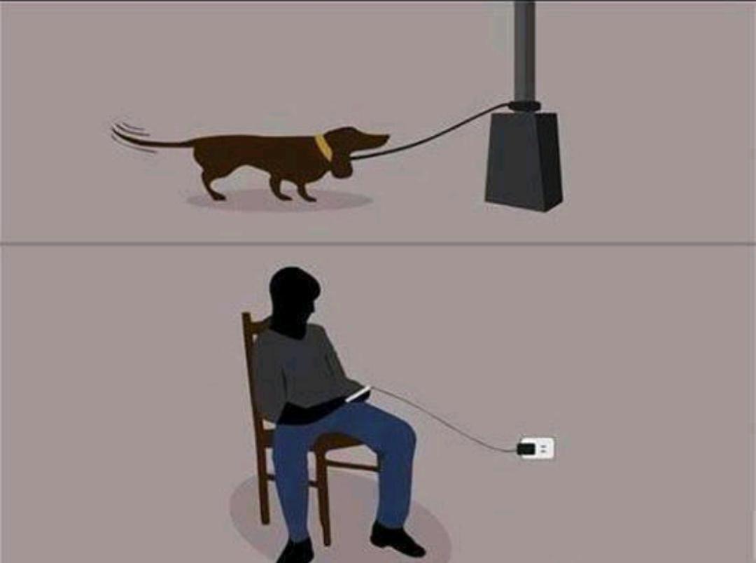 Công nghệ hiện đại trói buộc chúng ta nhiều hơn chúng ta tưởng