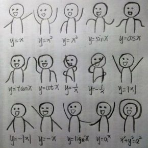 Mathematics Dancing